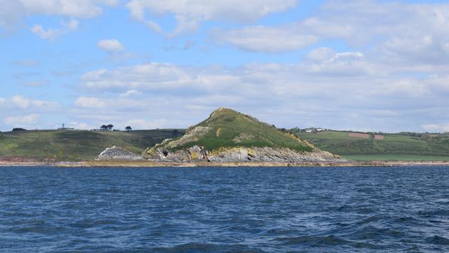 Côte de Devon et Cornwall, Angleterre