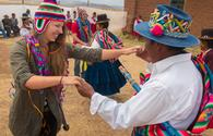 Intrepid Travel in Peru