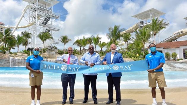 Baha Bay Grand Opening