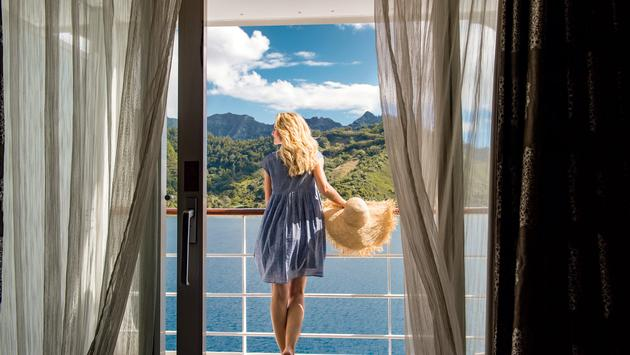 Paul Gauguin Cruises' Overwater 'Bungalows'