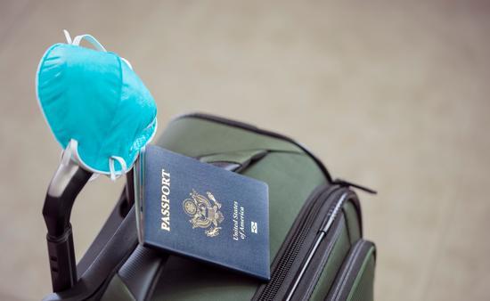Traveling international during the coronavirus pandemic