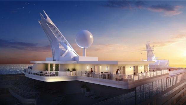 Princess Cruises Debuts Largest Balconies at Sea