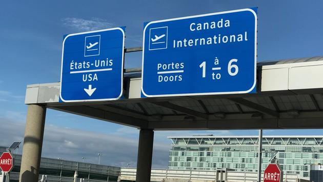 YUL Montréal Trudeau