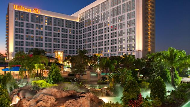 Hilton Orlando Disney Springs Area (© 2018 Hilton)