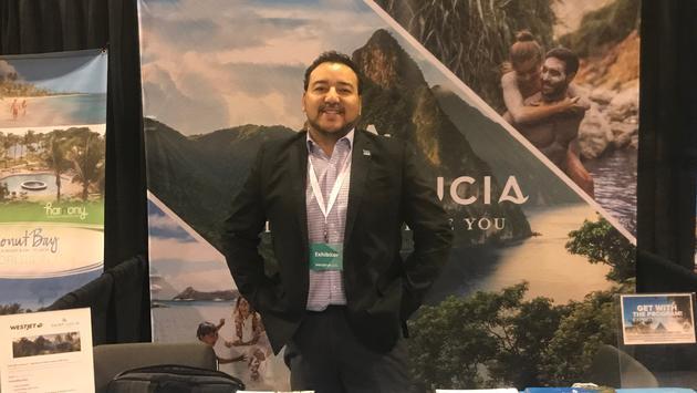 Rod Hanna ha sido promovido como Director de ventas de la Autoridad de Turismo de Santa Lucía.