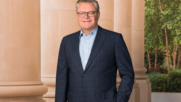Omni Hotels & Resorts President, Peter Strebel
