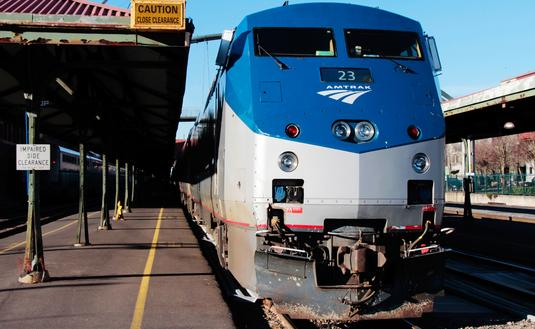 amtrak, rail, train