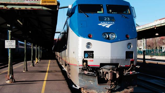 amtrak, rail, train