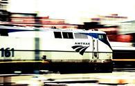 amtrak, train, rail