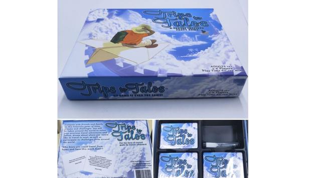 Trips to Tales: A Travel Inspired Board Game