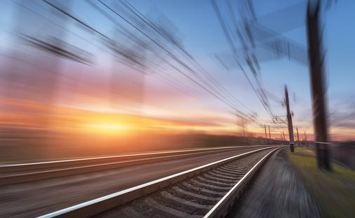 train, rail, travel