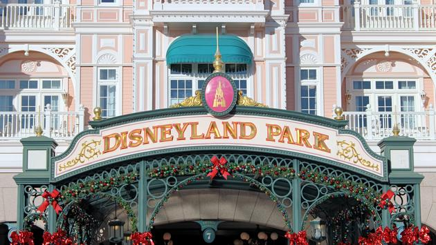 Disneyland, Paris, theme park