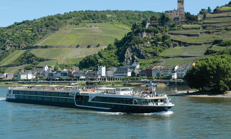 cruise, river cruise, ship, river, europe