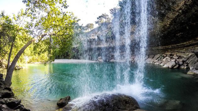 Hamilton Pool Preserve, Texas