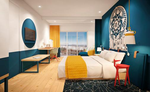 Superior Room at Club Med Quebec Charlevoix