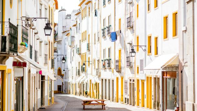 Portugal, Evora, Old Town, historic