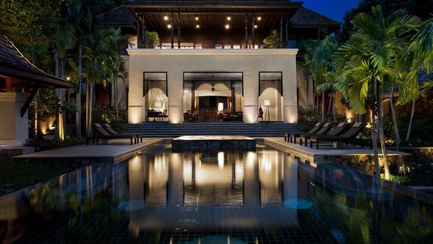 Four-Bedroom Residence Villa at Four Seasons Resort Chiang Mai