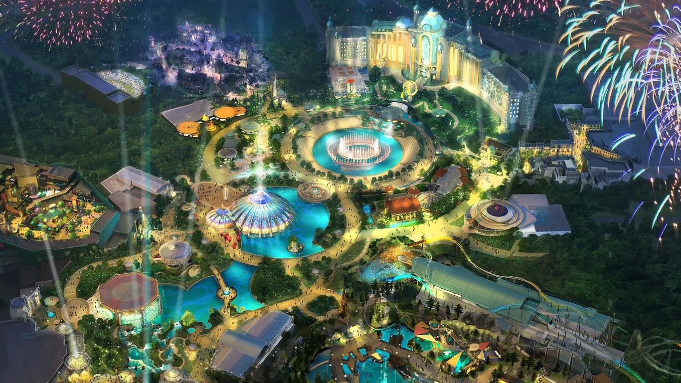 Universal Orlando Resumes Work on New Theme Park Epic Universe