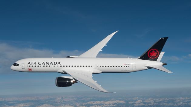 B787-9, Air Canada