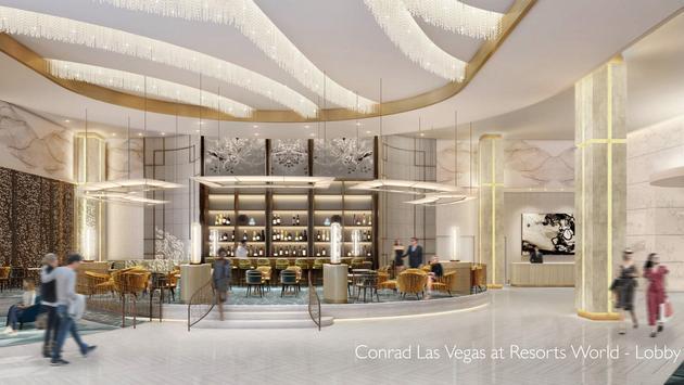 Resorts World Las Vegas/Hilton Complex