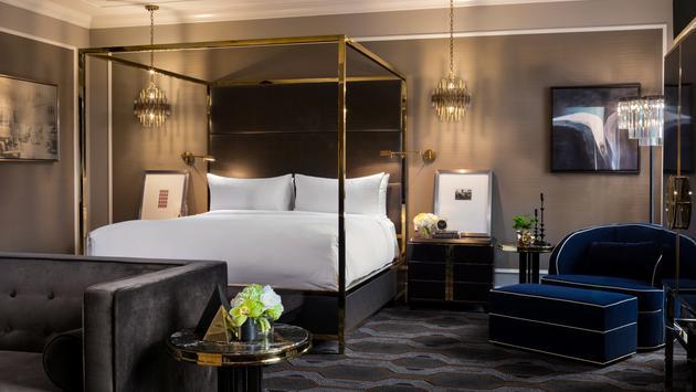 Fairmont Hotel Vancouver, Heritage Suites