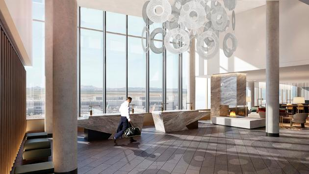 Grand Hyatt at San Francisco International Airport Now Open