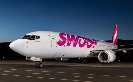 Avion de Swoop