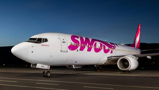 Avion de Swoop