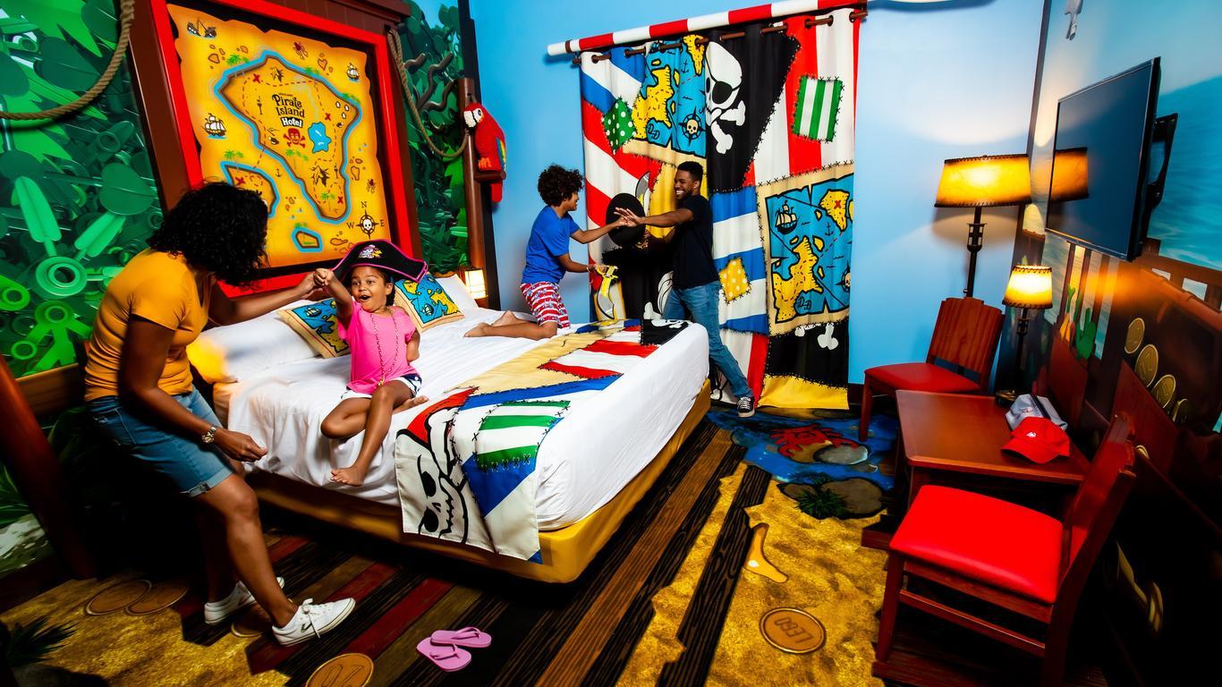LEGOLAND Pirate Island Hotel to Open in 2020