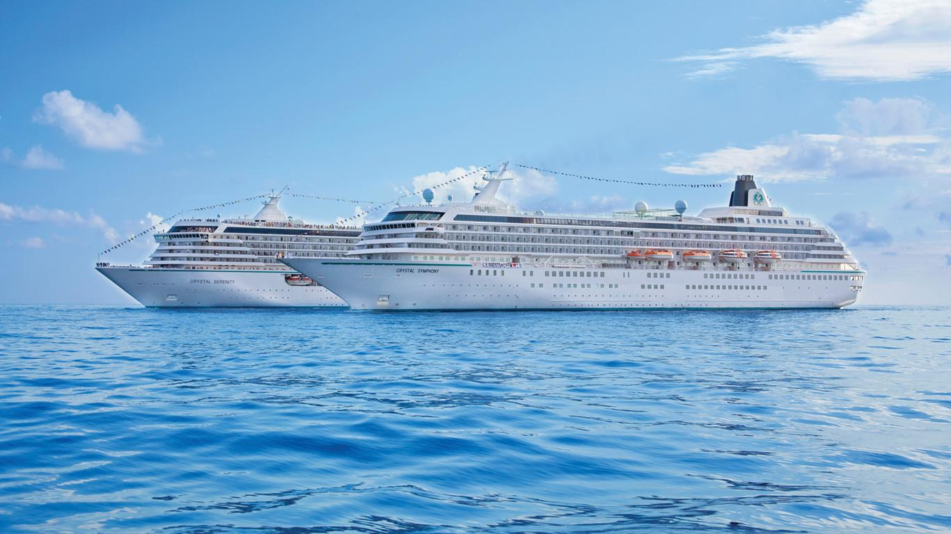Cruise Tourism News - cover