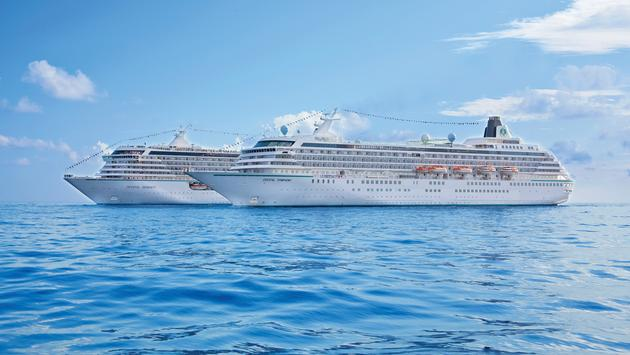 CELEBRATE CLIA'S CHOOSE CRUISE WITH CRYSTAL CRUISES
