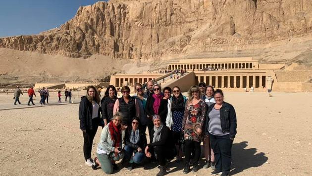 Fam Tour Égypte Tours Chanteclerc