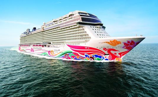 Norwegian Joy, Norwegian Cruise Line