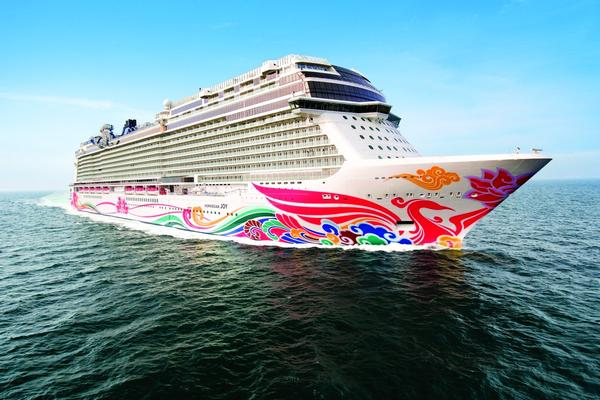 At-Sea Firsts Aboard Norwegian Joy