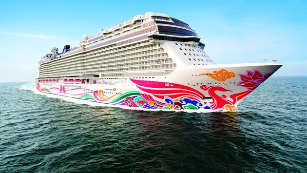 Norwegian Joy, Norwegian Cruise Line