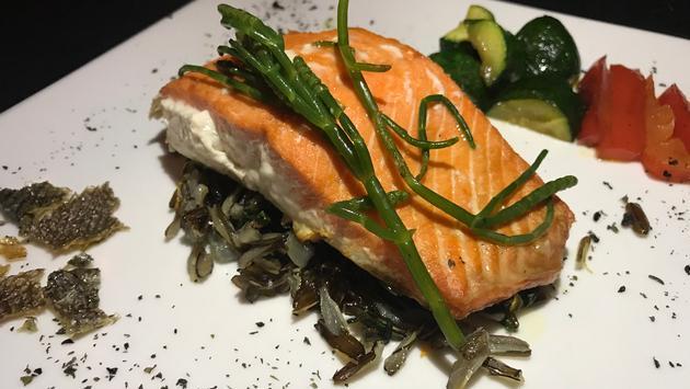 Salmon n Bannock