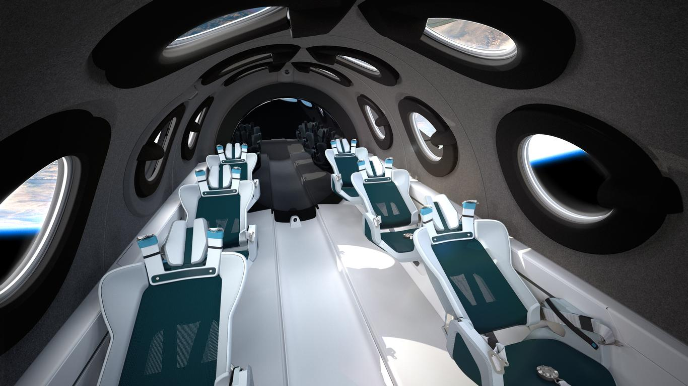 WATCH: Virgin Galactic Partnering With Rolls-Royce for Supersonic Jet