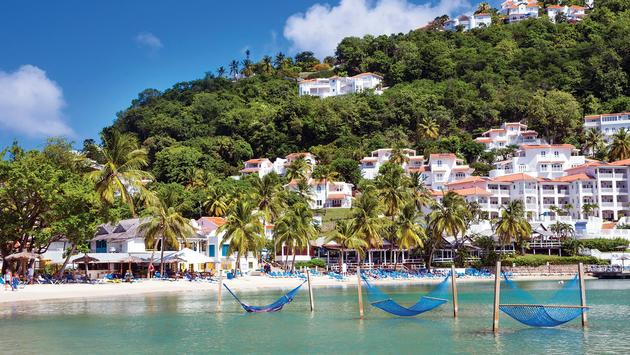 Three Nights in St. Lucia From $990 Per Person at Windjammer Landing Villa Beach Resort
