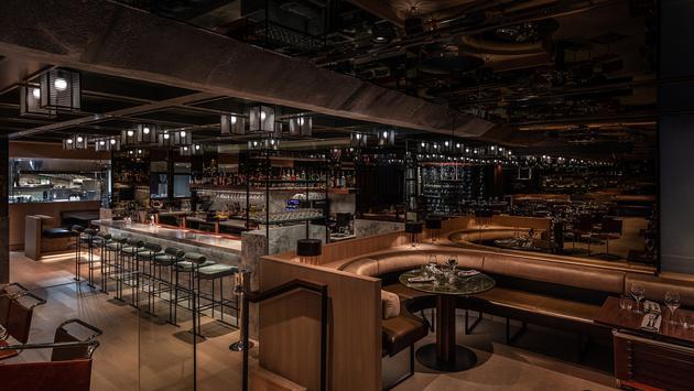 Restaurant Le Boulevardier