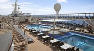 Norwegian Sky Pool Deck