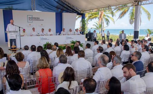 ALG breaks ground on Secrets and Dreams resort in Playa Esmeralda