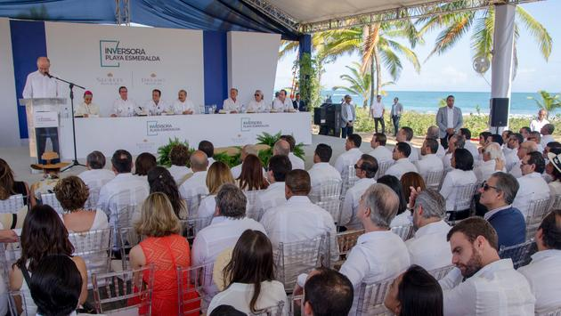 ALG breaks ground on Secrets and Dreams resort in Playa Esmeralda