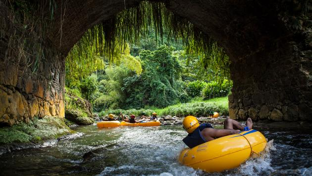 River Tubing In Grenada