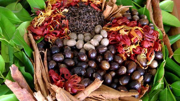 Spices in Grenada