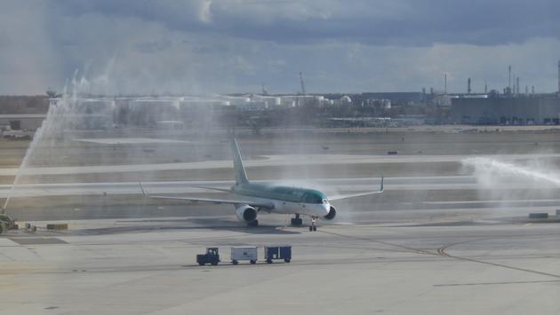 Aer Lingus, Philadelphia