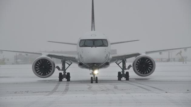 Vol inaugural Airbus A220-300