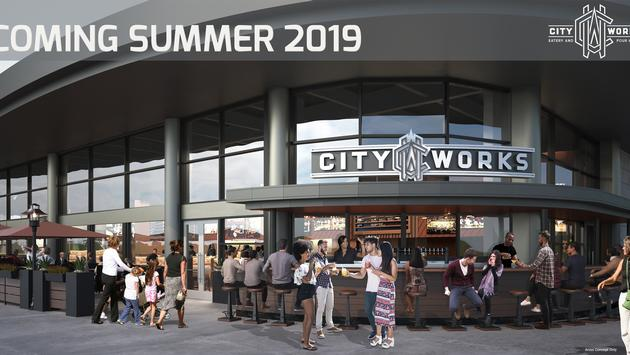 City Works Disney Springs, Walt Disney World Resort