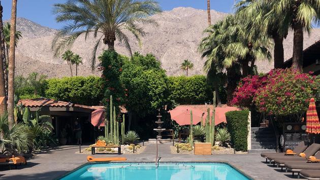 Santiago Resort, Palm Springs