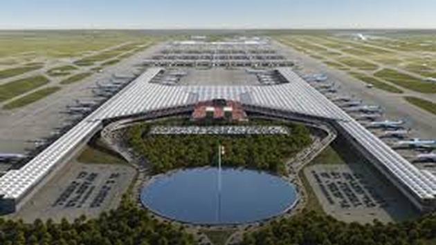 Proyecto de Aeropuerto de Santa Lucía