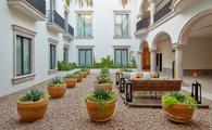 FOTO: La vista interior del Live Aqua Urban Resort San Miguel de Allende. (Foto de La Coleccion Resorts by Fiesta Americana)